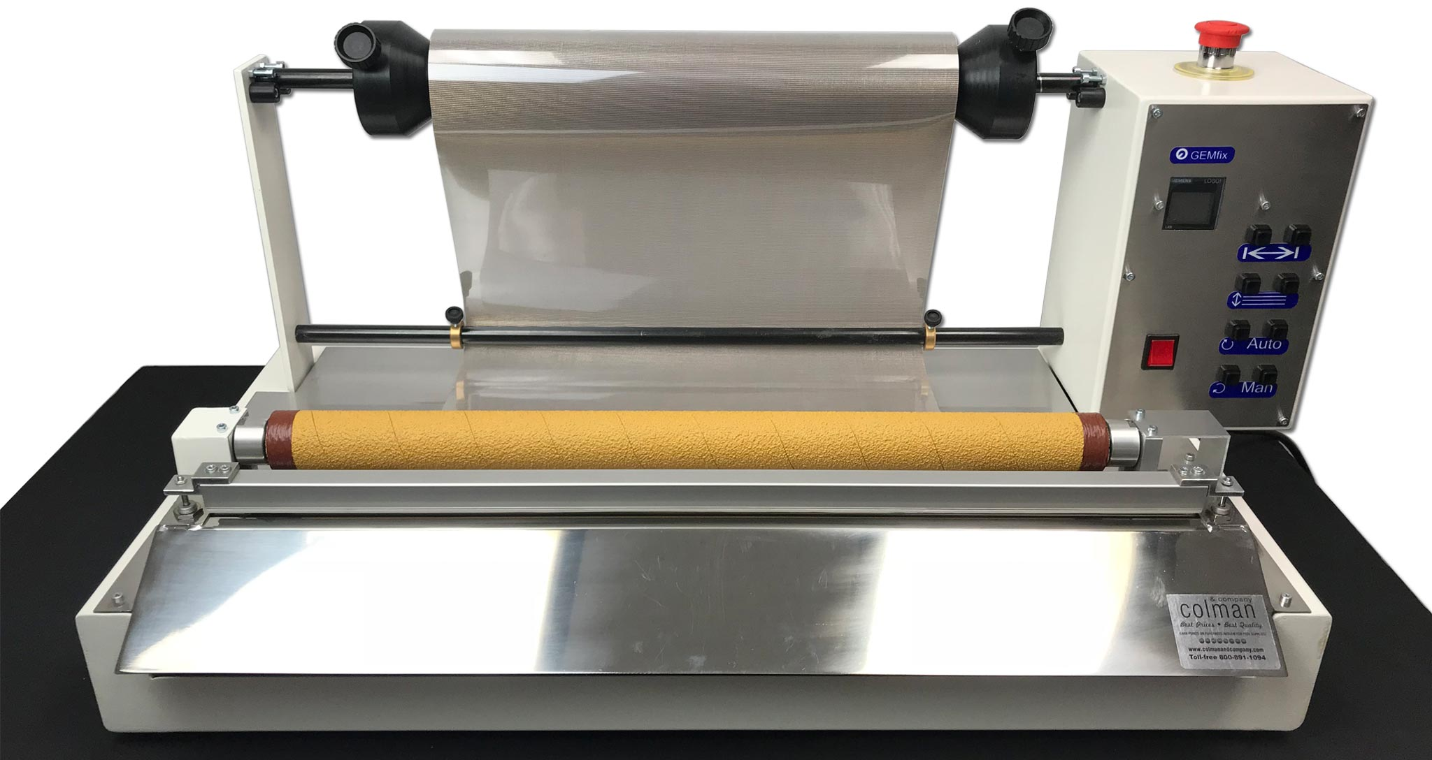 Cut Rolls-into-Sheets | Colman and Company