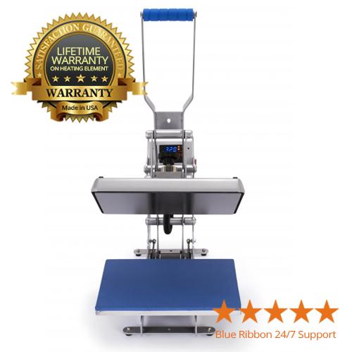 Hotronix AUTO CLAM Heat Press - 11X15 (DS)