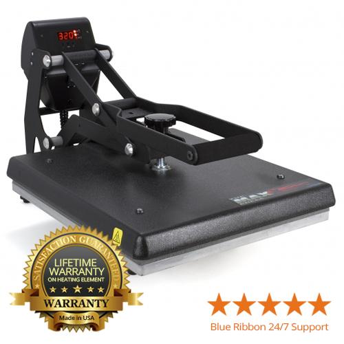 Hotronix DIGITAL CLAM Heat Press - 16X20