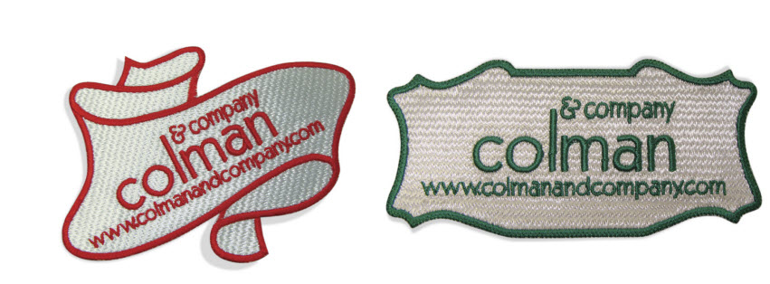 Colman and Company's Patch Kits are the perfect solution to adding the  ability to create Embroidered Patches to your business. Simply sew out your  design on ...