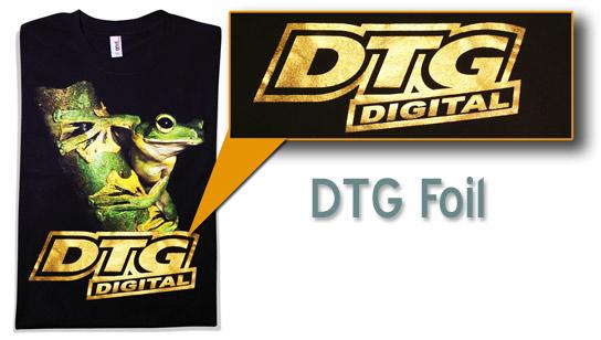DTG Foil