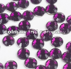 Hot Fix Rhinestones from Colman and Company