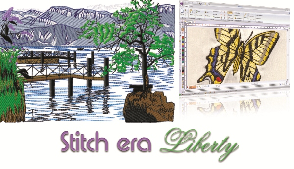 Stitch Era Liberty Embroidery Software
