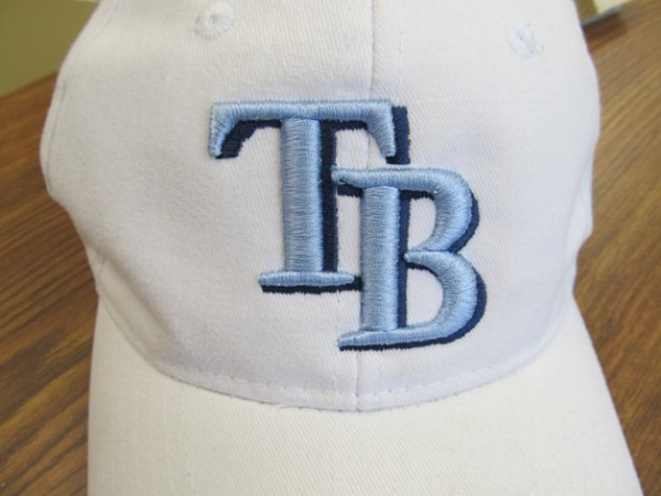 Commercial Embroidery on caps pose special challenges, but look wonderful when done right!