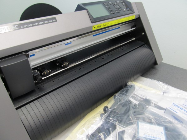 Graphtec CE6000-40 for Hotfix rhinestones