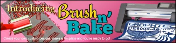 Brush-N-Bake Hotfix Rhinestone Kit