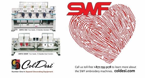 SWF Commercial Embroidery