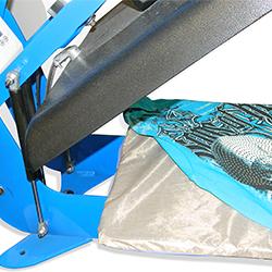 Teflon Wrap Heat Press Hotfix rhinestones