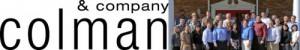 Colman Logo and Staff