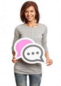 Live Chat Woman