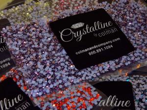 amethyst crystalline hotfix rhinestones