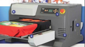 Viper2 direct to garment printer