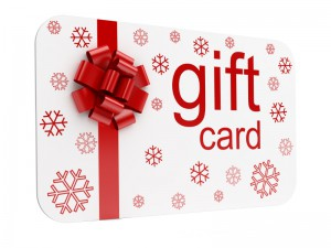 gift card for t shirt