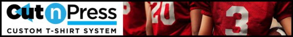 Cut N Press Custom T Shirt System