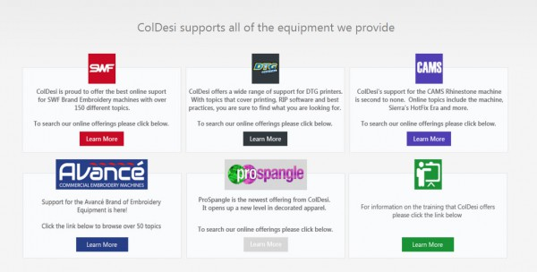 coldesi-support-page