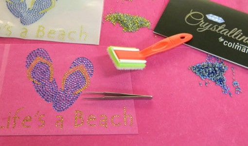 Hotfixera Archives Learning Center - How to make rhinestone templates