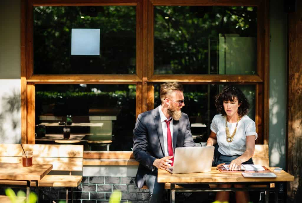 Use word of mouth to grow your custom apparel business