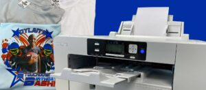 image of a sublimation printer